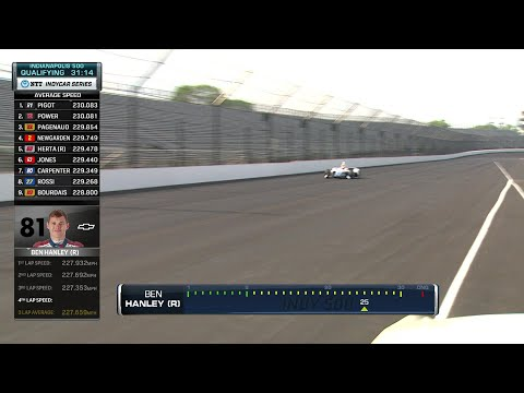 Indianapolis 500 qualifying Day 1 highlights | Indy 500 | Motorsports on NBC