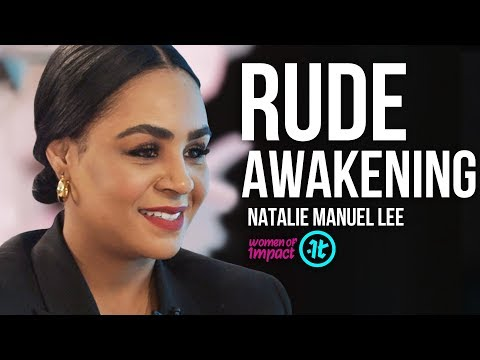 You NEED to Realize Your Identity & Purpose Are NOT Your Job | Natalie Manuel Lee on Women of Impact