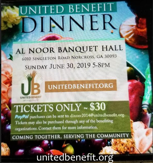 United Benefit Dinner 2019