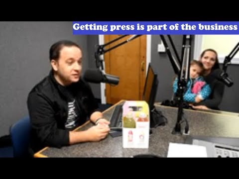 We Iseli's Magiclife #184 (Getting press is part of the business)