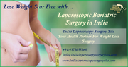 Lose Weight Scar Free with Laparoscopic Bariatric Surgery in India