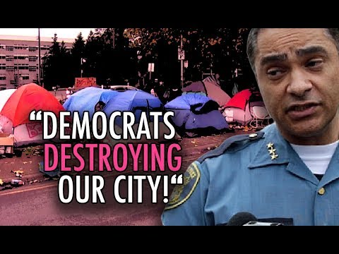Seattle PD Says Democrat Policies Are 'Destroying' the City