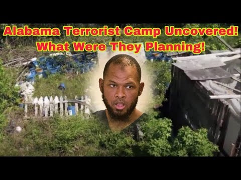 Muslim Terrorist Training Camp Uncovered in Alabama