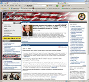 DOJ website mystery (part one)