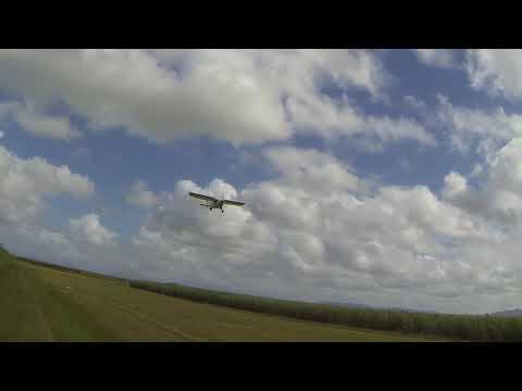Mike H Zenith 750 Cruzer first flight yt version