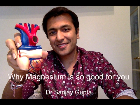 Why magnesium is so good for you