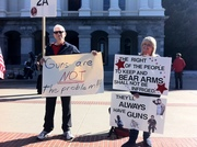 Sacramento Ralley for Gun Appreciation Day
