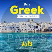 Be A Greek For A Week