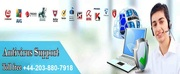 +44 203 880 7918 Antivirus Support Number