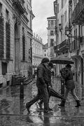 Vicenza piovosa