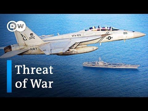Trump threatens Iran with retaliation if attacked | DW News
