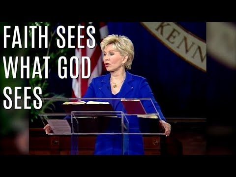 Faith Sees The Invisible | Gloria Copeland Healing School