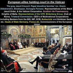Vatican Hosts NWO