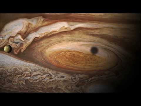 Strange Things Are Happening On Jupiter's Great Red Spot