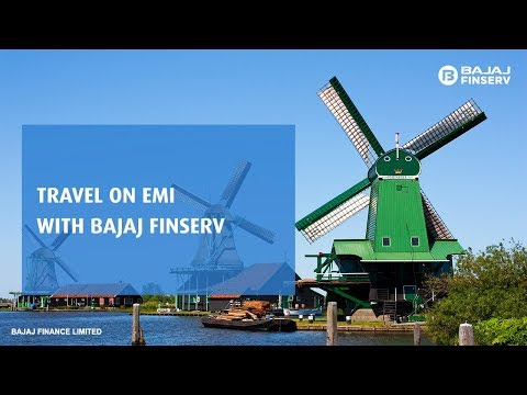 Book your Vacation with Bajaj Finserv EMI Network Card