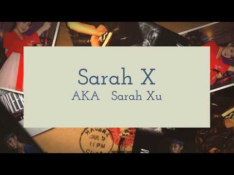 Sarah X.  Young Fashion Model 1080p