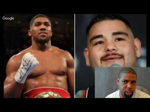 ANTHONY JOSHUA VS ANDY RUIZ PREVIEW & BREAKDOWN SHOW