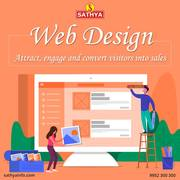 Web Design Company in India-Sathya Technosoft