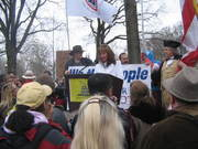 Continuing Revolution Rally -March 31 2011