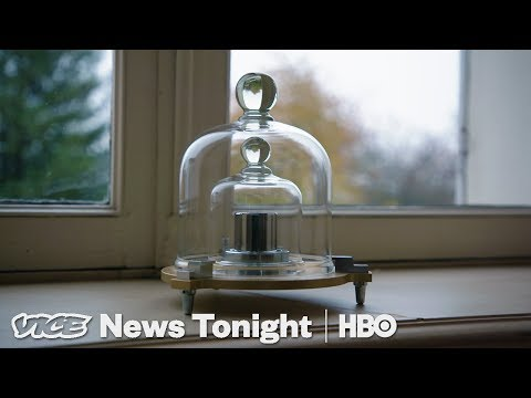Scientists Just Redefined the Kilogram (HBO)