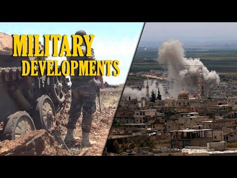 Syrian War Report – May 22, 2019: Army Is Repelling Large Militant Attack On Kafr Nabudah