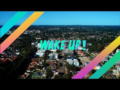 Kid Blue - Wake Up!