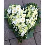 Blomster til begravelse i Hamar