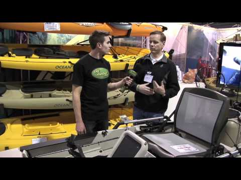 GetReeled checks out the Hobie Mirage Pro Angler Kayak