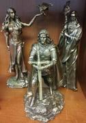 Morrigan KingArthur Merlin