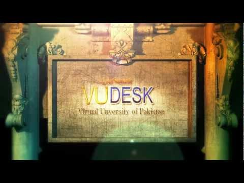 VUDESK Profile [Social Educational Network]