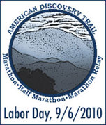2011 American Discovery Trail Marathon