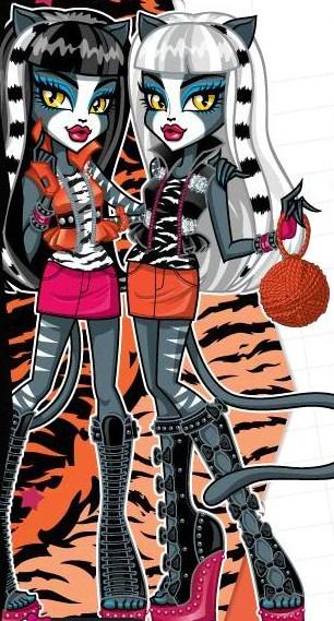 Purrsephone And Meowlody Monster High Dolls Com