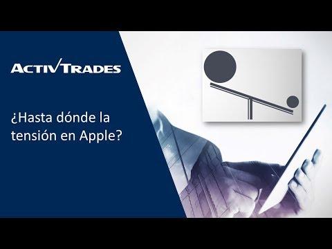 Video Análisis: ¿Hasta dónde la tensión en Apple?
