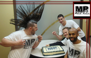 MohawksRock.com Birthday Cake
