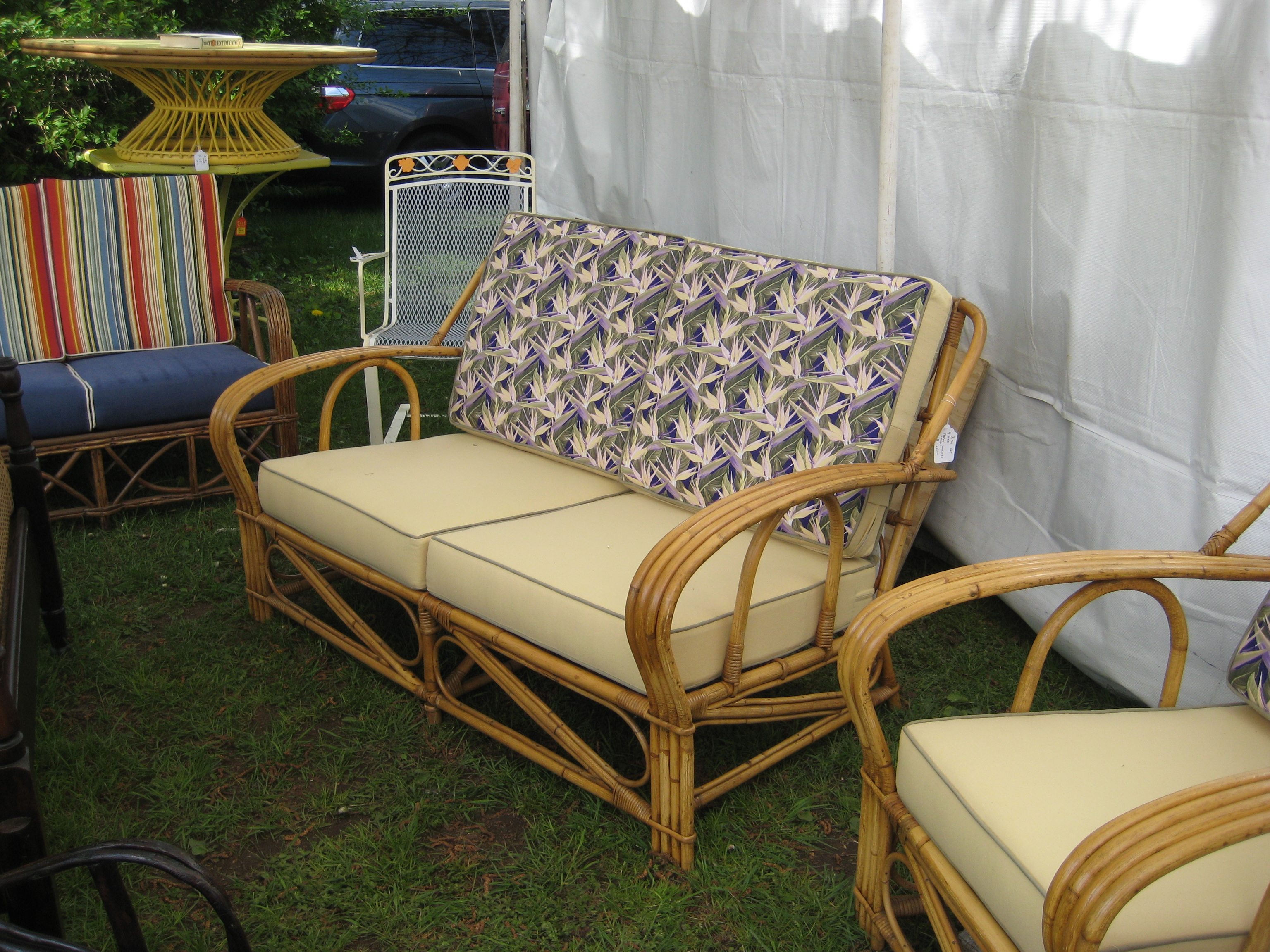 Retro Patio Furniture I Antique Online