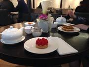 Tea time in Paris France