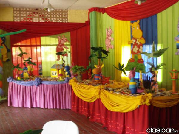 Decoracion Con Telas Para Fiestas Fiestaideascom