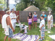 Summer Solstice Ceremony in Youngstown Ohio and Pittsburgh PA