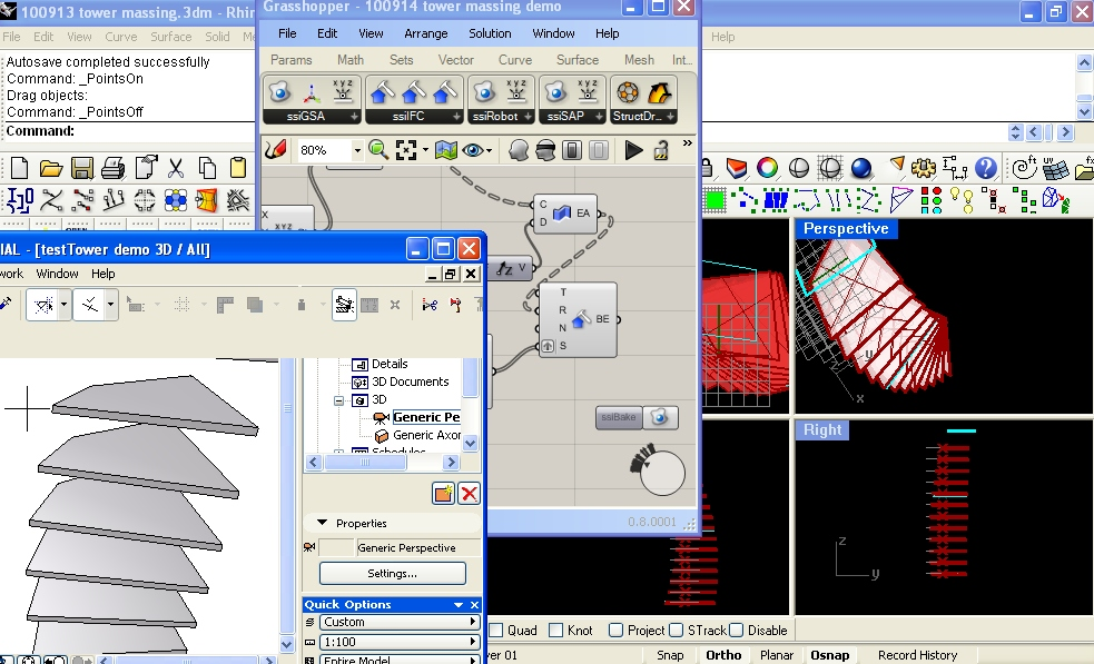 Exporting IFC BIM to Archicad, Revit, Microstation, Digital