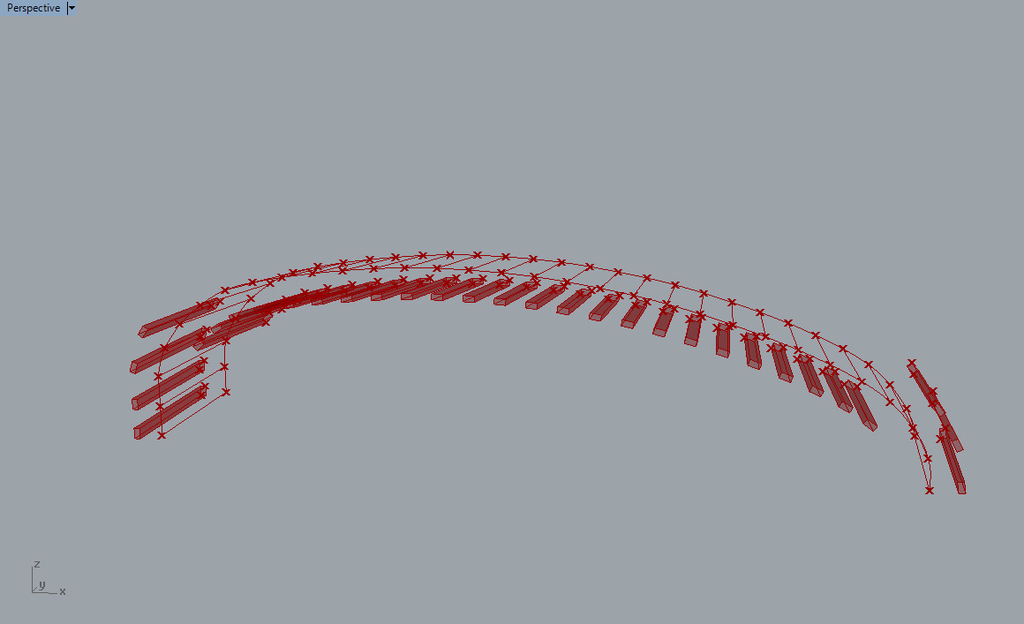 Tangent vectors jump over curve near ends - Grasshopper