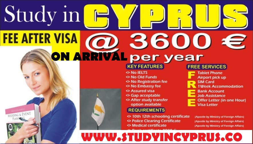 Study In Cyprus Application Admission Visa For International Student To Study In Cyprus Europe Welcome You All Courses Available Apply Now For Nigeria Agent And Students Only My Edagent
