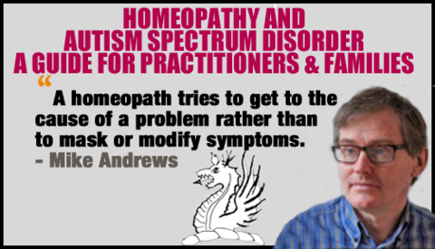 Mike Andrews Autism Spectrum Homeopathy Interview 13 October 2014