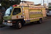los bomberos de republica dominicana