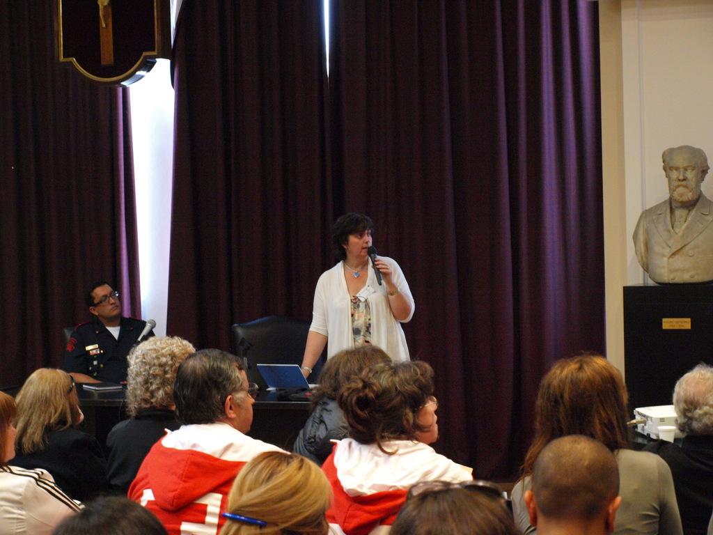 2do Simposio de 1ros Aux Emocionales. UBA 4y5 de Octubre 2012