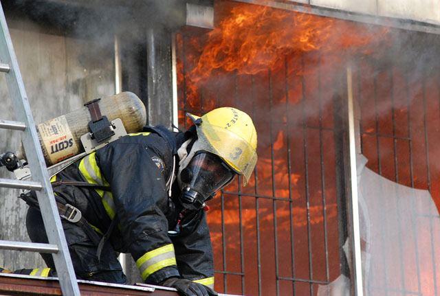 CHILE GRAN INCENDIO EN VALDVIA 28-09-2012