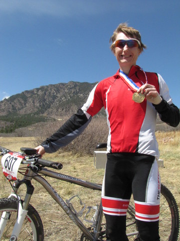 Colorado Springs Cyclist Became A National Champion After Close Call With Semi Truck Pikes Peak Sports