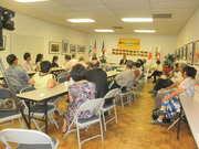 2012-08-26 台灣民政府 美國大洛杉磯臺灣會館座談會