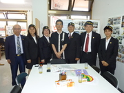2012-05-13【台灣民政府】TCG參與【沖繩回歸40周年紀念大會】會後沖繩行程