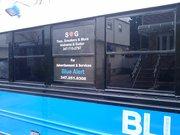 Blue Alert Bus