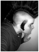 My Hawk on the Last Day of 07